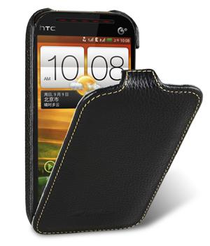 Чехол Melkco Jacka leather case for HTC Desire SV T326e (black)