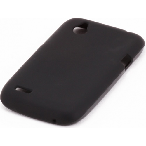 Чехол-накладка TPU cover case for HTC Desire V T328w/Desire X (black)